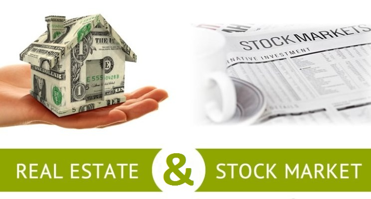 Stock Market and Real Estate
