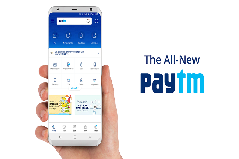 Paytm as a Payment Option in Online Casinos